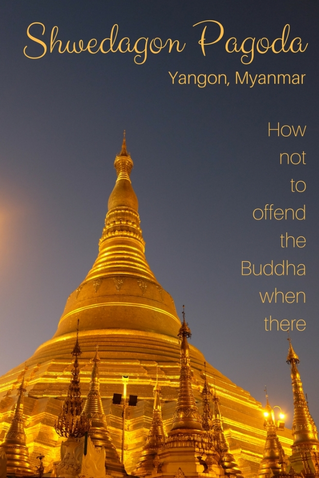 Shwedagon Pagoda_