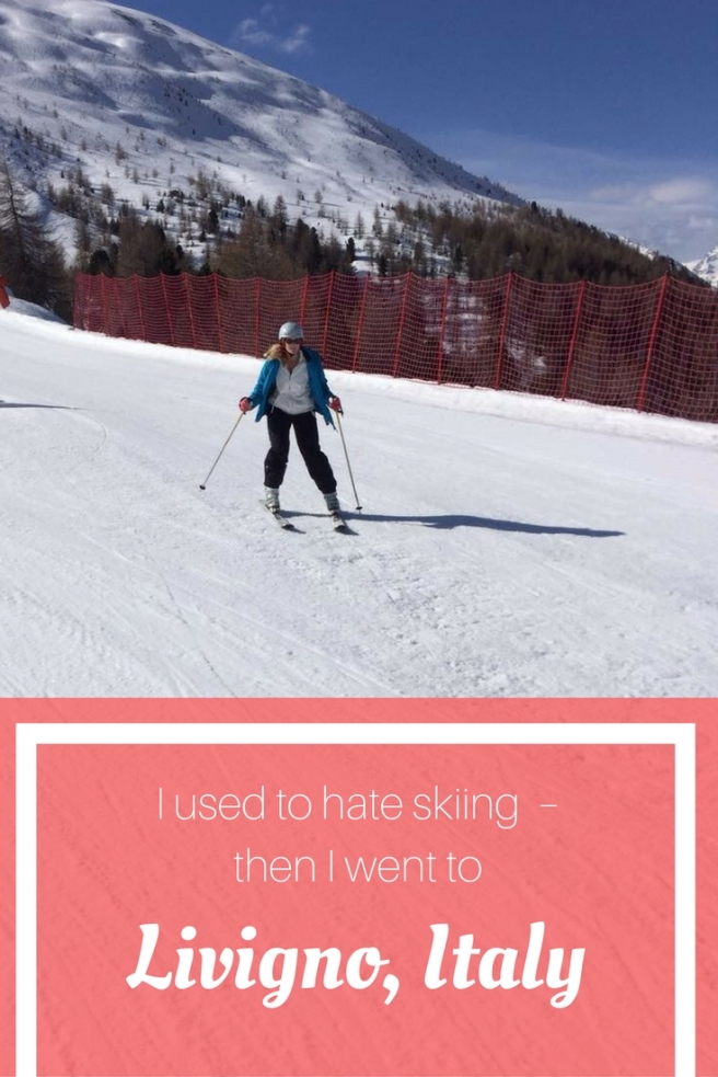 I used to hate skiing –then I went to