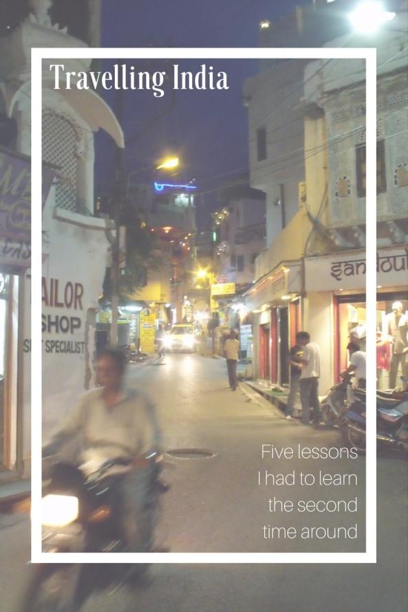 Travelling India_